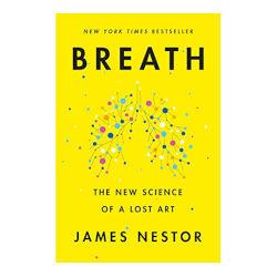 book breathe by james nestor