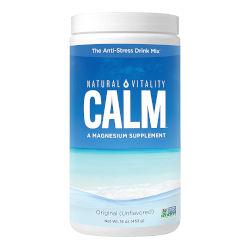 calm magnesium supplement
