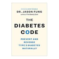 book the diabetes code